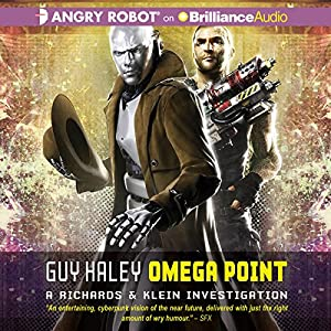 Omega Point Audiobook