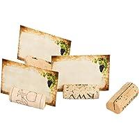 20 Tarjetas de mesa/Tarjetas de reservación Tarjetas