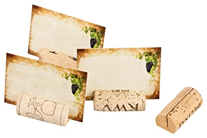 20 Place Cards Name Card Holders Table Decoration For Wedding