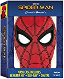 Spider-Man: Homecoming Exclusive Mask Case (Includes 4K UHD + Blu-Ray + Digital)
