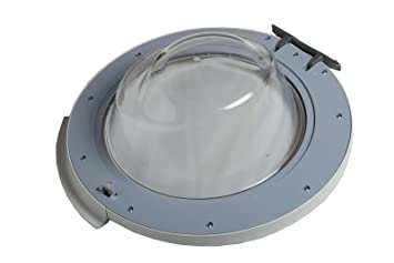 DANIPLUS Puerta Completo, ojo de buey para Bosch Siemens Lavadora ...