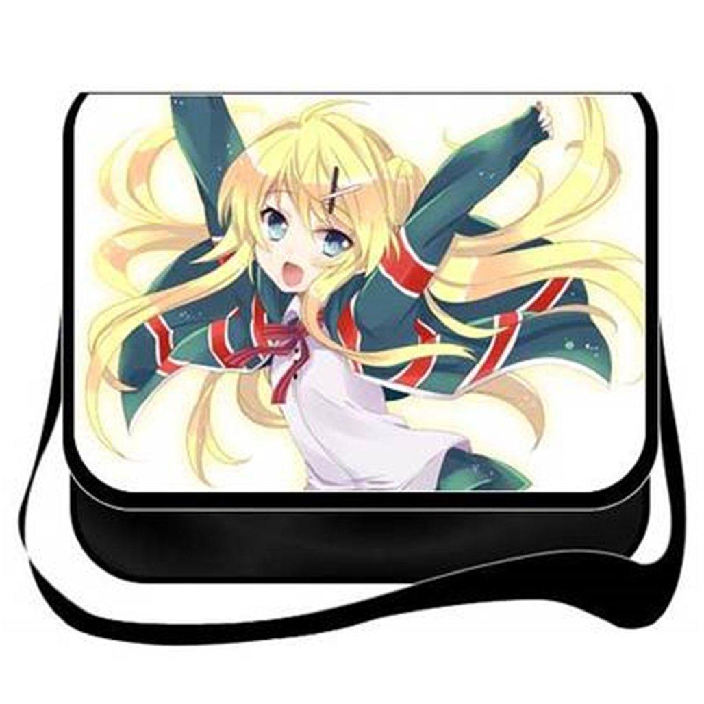 Gumstyle Kiniro Mosaic Anime Cosplay Handbag Messenger Bag Shoulder School Bags