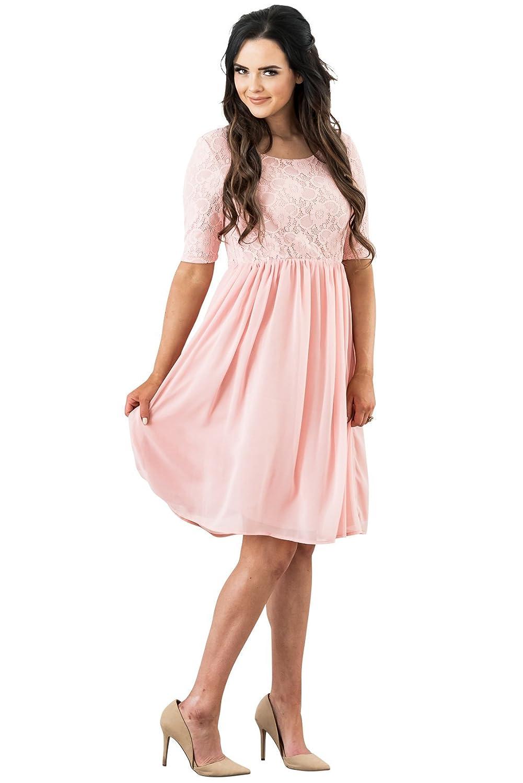40272e71cdb Lace Bridesmaid Dresses Blush - Gomes Weine AG