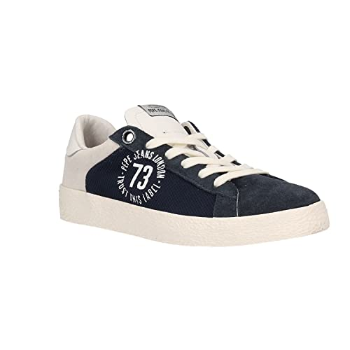 Zapatillas PEPE JEANS PBS30342 595NAVY: Amazon.es: Zapatos y complementos