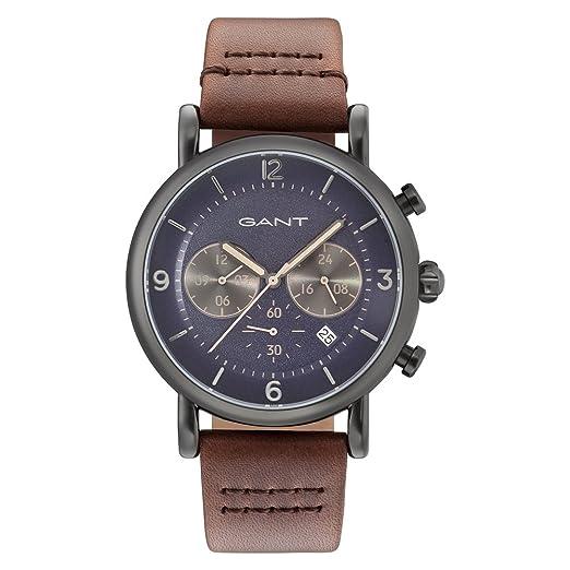 GANT SPRINGFIELD GT007007 Reloj de Pulsera para hombres: Amazon.es: Relojes