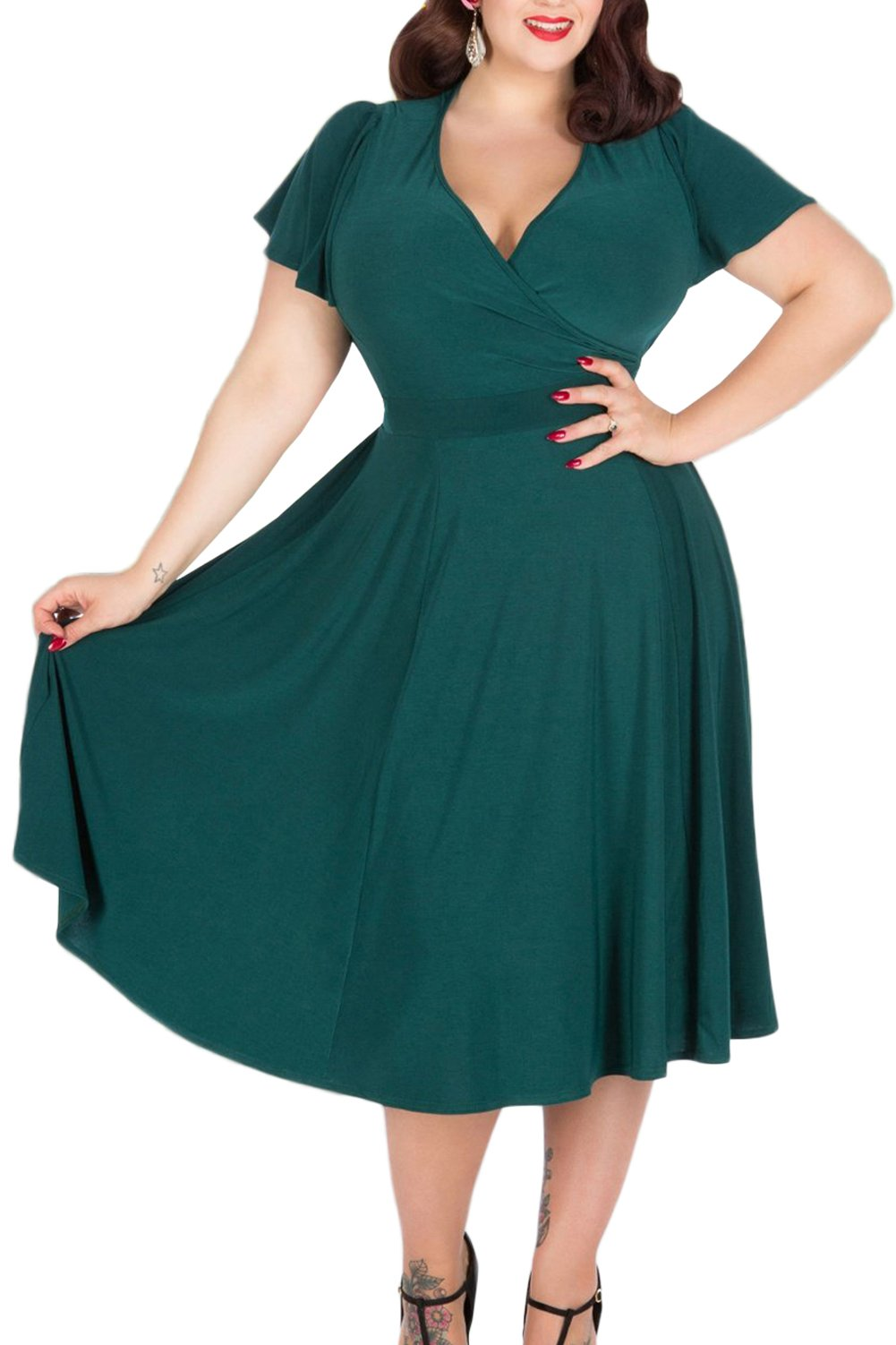 Plus Size Bridesmaid Dresses: Amazon.co.uk