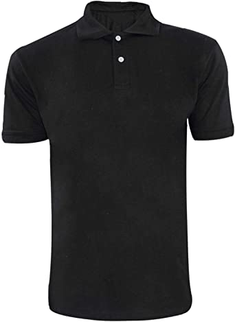 LUOBM Polo Shirt Short Sleeve T-Shirt Business Sports Comfort Mens Fathers Day