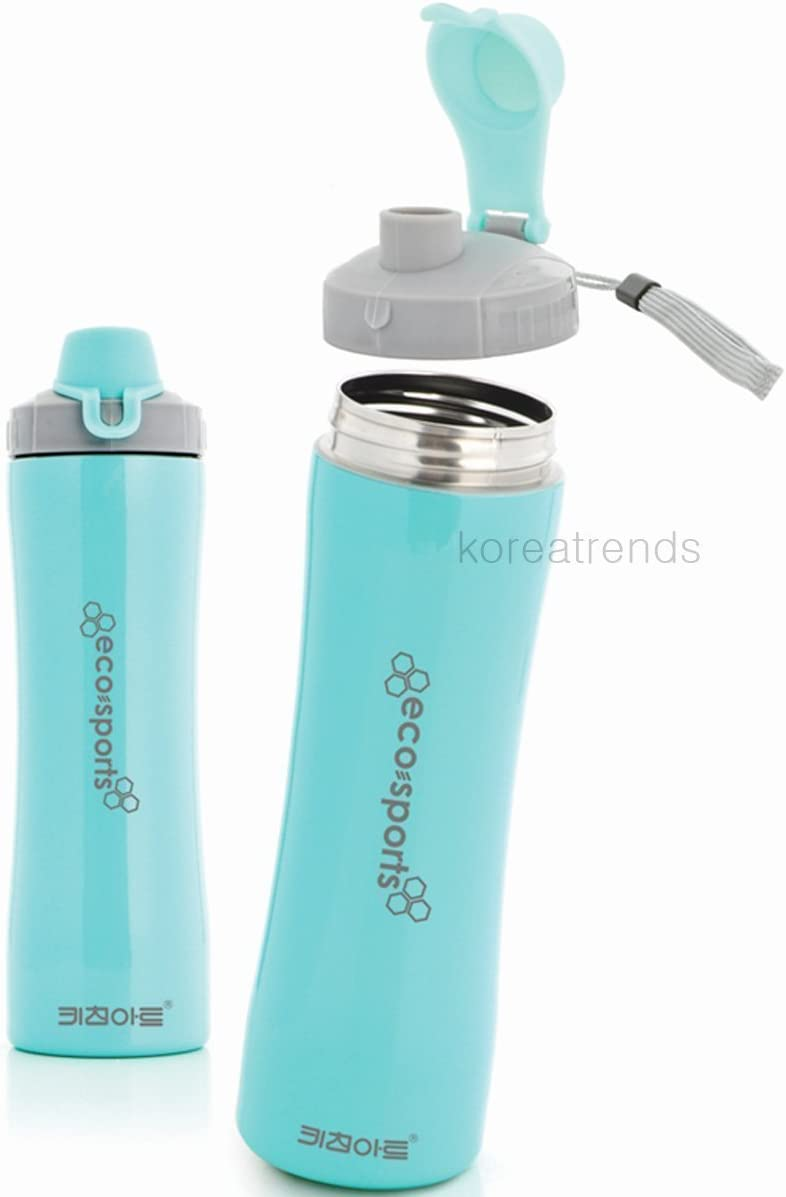 24oz Bike//Hike BPA Free Polar Insulated Bottle Spin Bermuda