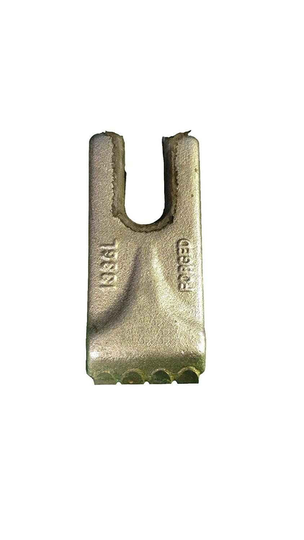 140016 4 Aggressor AG Pengo Carbide Auger Teeth w//Rubber Quick Lock CS
