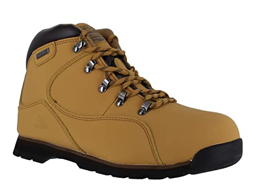 2656d1b20cb Groundwork MENS GR66 SAFETY STEEL TOE HIKING WORK SHOE TRAINERS BOOTS