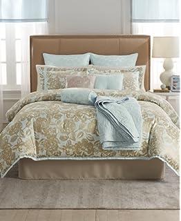 Martha Stewart Collection Madeleine Rose 22 Pc. Queen Comforter Set Bedding