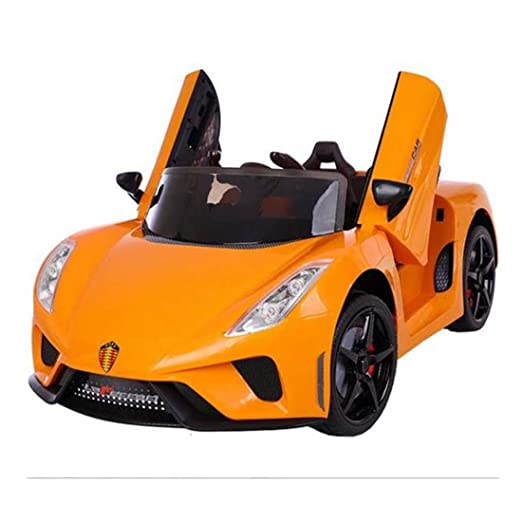 Buy Baybee The Ferrari Battery Operated Ride On Car for Kids Car/Children  Car/Kids Cars to Drive/Baby Car/Electric Car for Kids Suitable for Boys &  Girls Online at Low Prices in India -