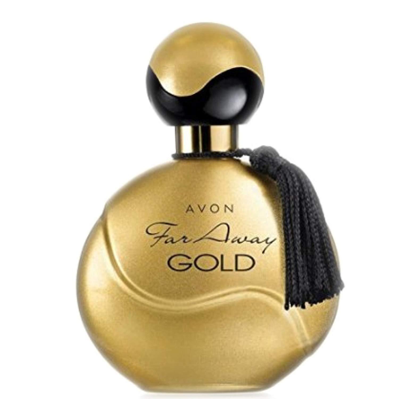 AVON Far Away Gold Eau de Parfum Natural Spray 50ml - 1.7 fl.oz.