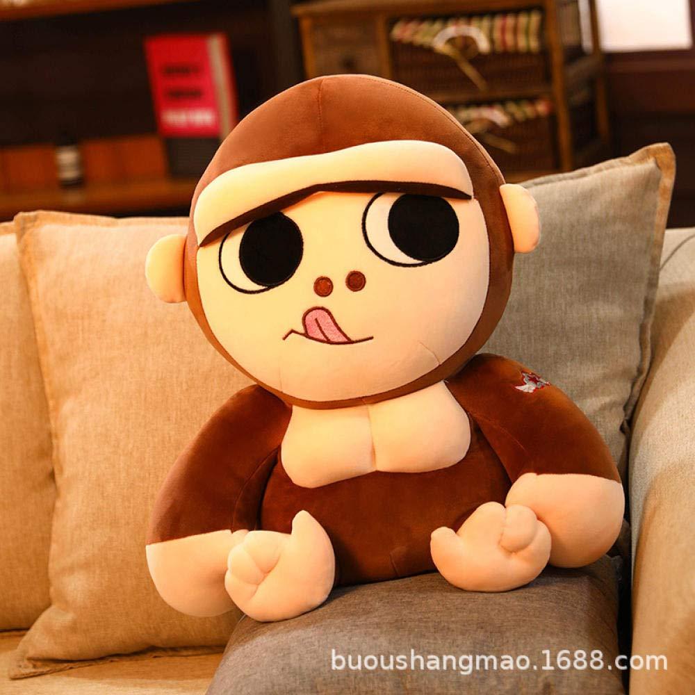 envío gratis 40cm Plush tooyss Juguete De Peluche Relleno De Orangután Orangután Orangután Muñeca Unisex Bebé Sueño Compañero Descompresión  tienda de venta en línea
