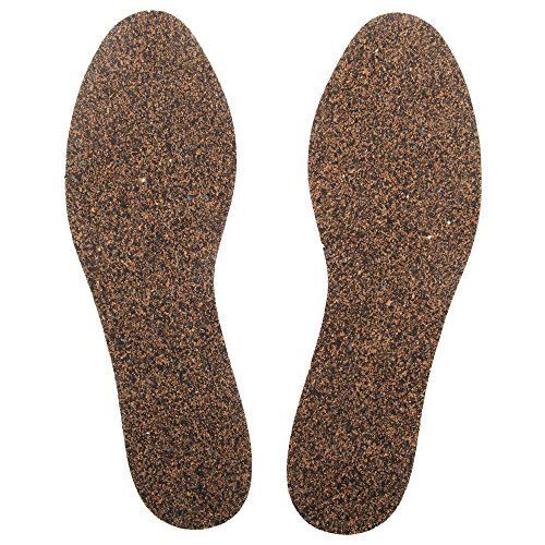 Grafters Womens Wearing Natural Insoles product image
