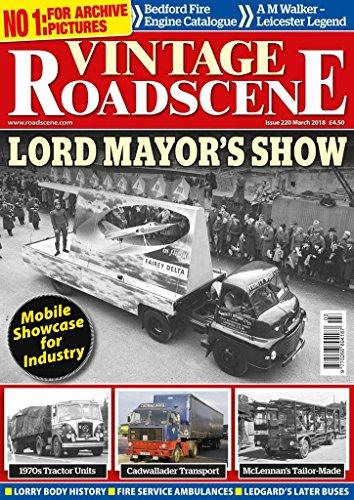 Vintage Roadscene (Good Old Days Magazine)