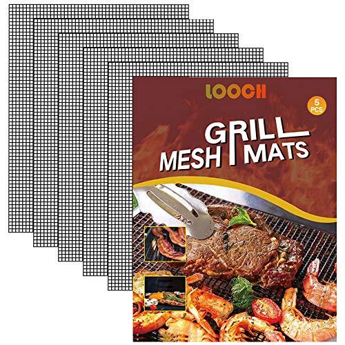 LOOCH BBQ Mesh Grill