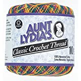 Aunt Lydia'S Classic Crochet Thread Size 10-Mexicana (Renewed): more info