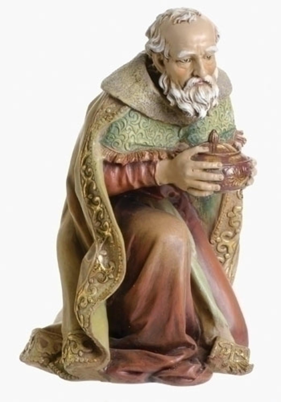 Roman 16.5'' Joseph's Studio King Gaspar Religious Christmas Nativity Statue