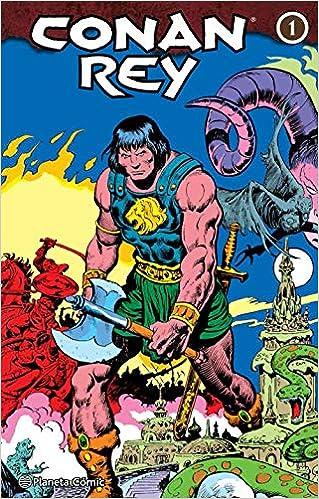 Como Descargar Libros Conan Rey (integral) Nº 01/04 Formato PDF