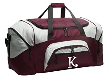 Image Unavailable. Image not available for. Color  Personalized Duffle Bag  Large ... 48b64a9003d