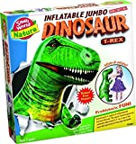 Small World Toys Nature - Inflatable Dinosaur! T-Rex Kit, 43