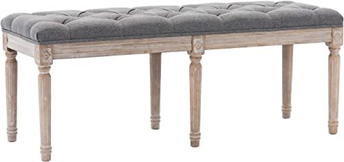 Reviewed: Upholstered Dining Room Bench