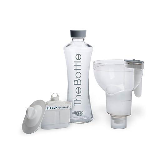 3 opinioni per Imetec Acqua The Bottle FB 100 Bottiglia Filtrante
