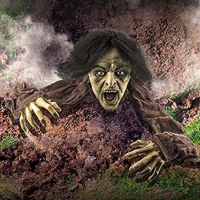 Halloween Décor Groundbreaker Zombie Outdoor Halloween Decoration
