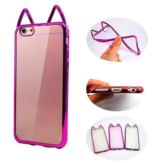 45e156bcde Amazon.com: iPhone X Clear Case,iPhone Xs Case,Jesiya Super Cute 3D ...