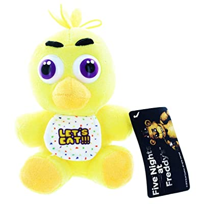 Chica Five Nights at Freddys Collectible Plush 10 Inch: Toys & Games