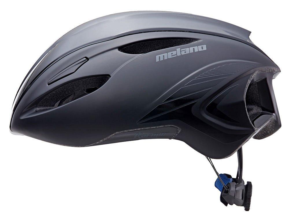 KARMOR(カーマー) MELANO(メラーノ)<ブラック> ヘルメット Boa搭載 S/M(55-58cm) R2KA151031X   B075B2N5R7