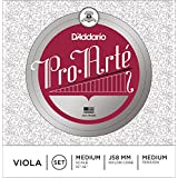 D'Addario Pro-Arte Viola String Set, Medium Scale, Medium Tension