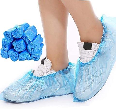 100-1000x Disposable  Overshoes Shoes Covers Carpet Floor Shoe Protectors