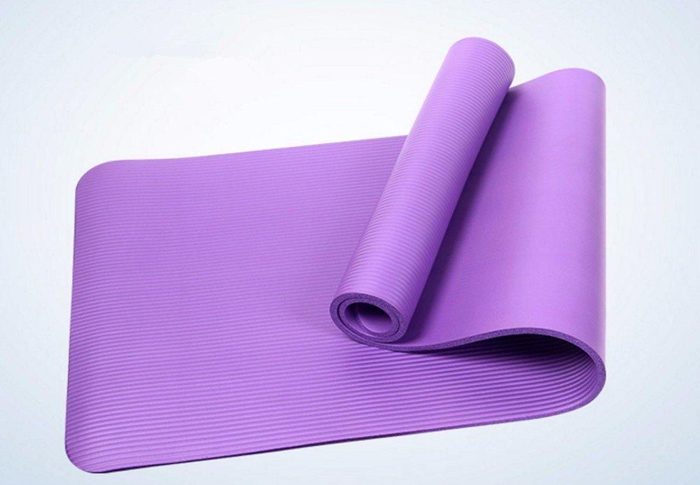 ZMINGM Esterilla de Yoga Fitness tacos almohadilla ...
