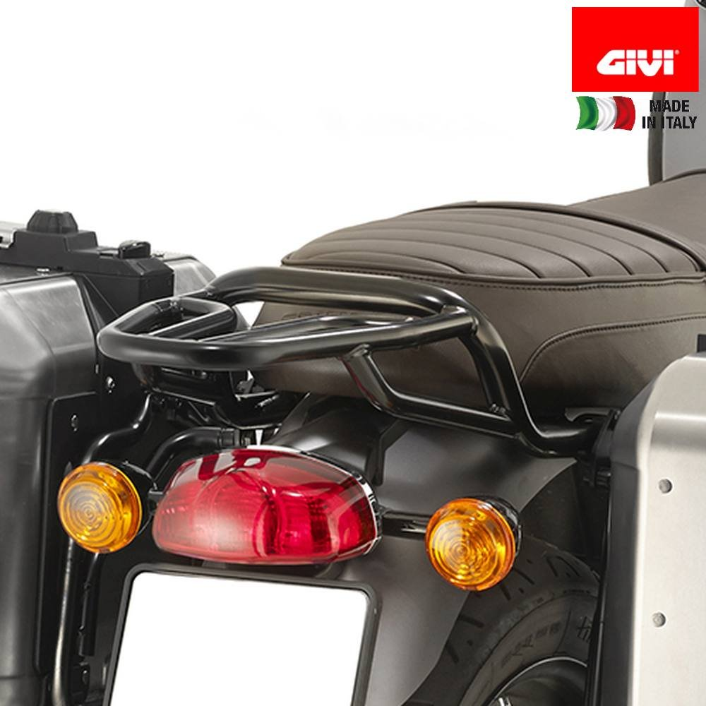 GIVI SR6410 Rear Top Rack For Triumph Bonneville T120 /& Bonneville T100