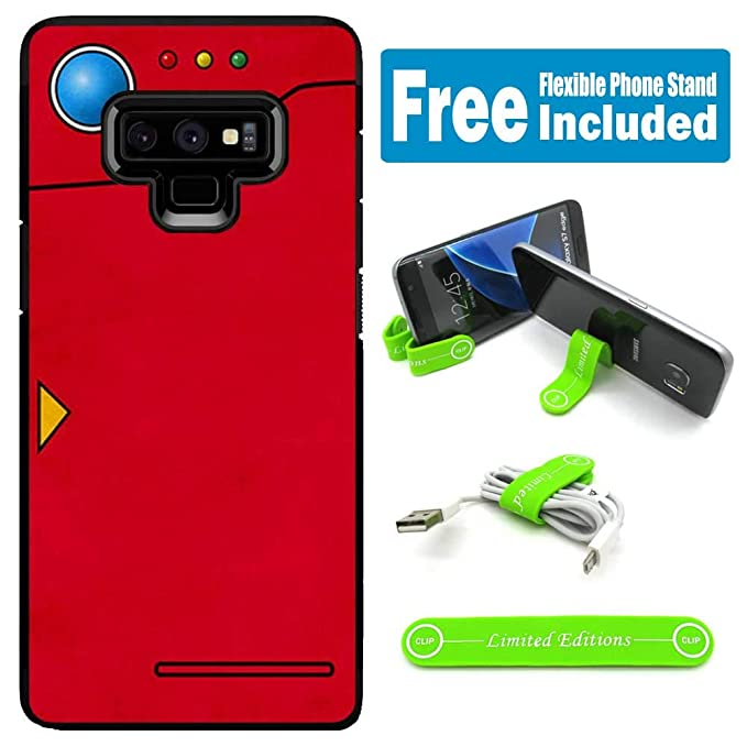 official photos 3e81b 9768f Amazon.com: for Galaxy Note 9 Hybrid Rugged Hard Cover Case ...