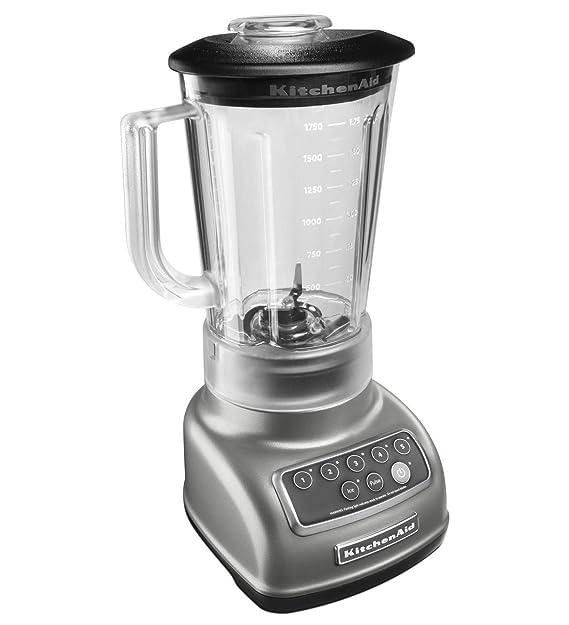 Review KitchenAid KSB1570SL 5-Speed Blender