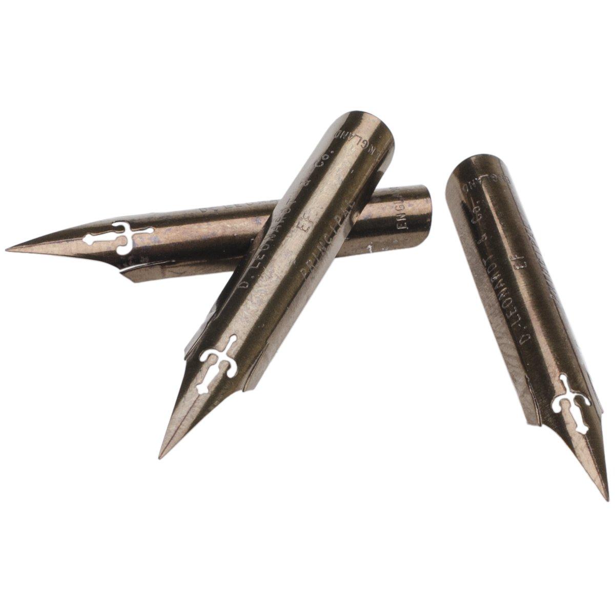 Manuscript Pen 24-Piece Bronze Principal Nib Box