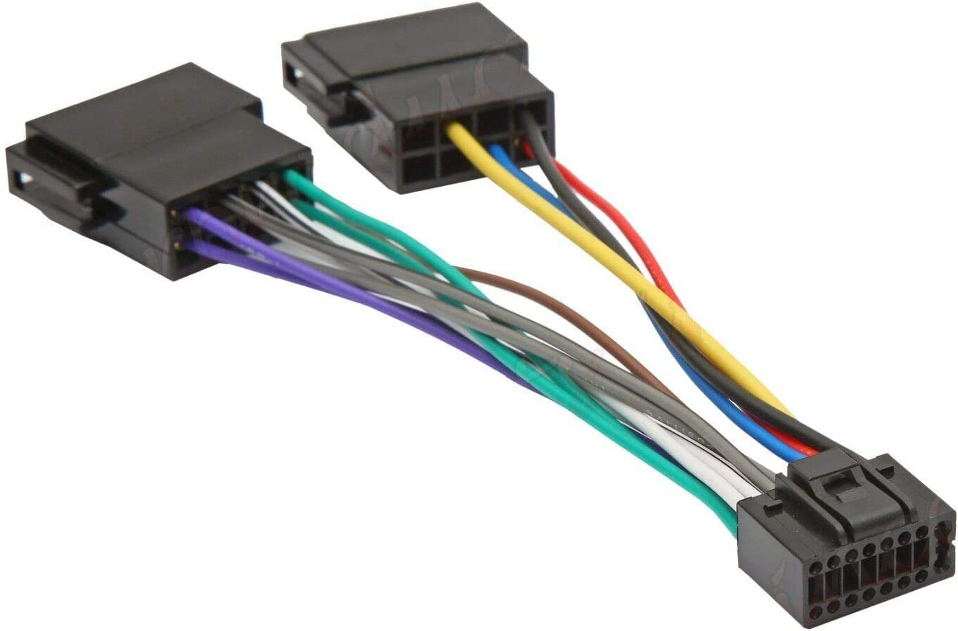 JVC 13 Pin Wiring Harness JVC Car Stereo Wiring HarnessPepa Bonett