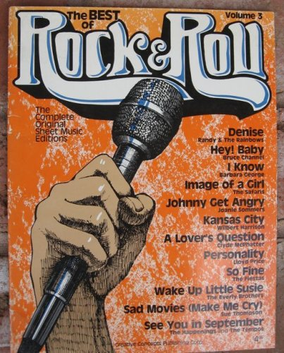 The Best of Rock & Roll Volume 3