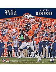 Denver Broncos 2015 Calendar