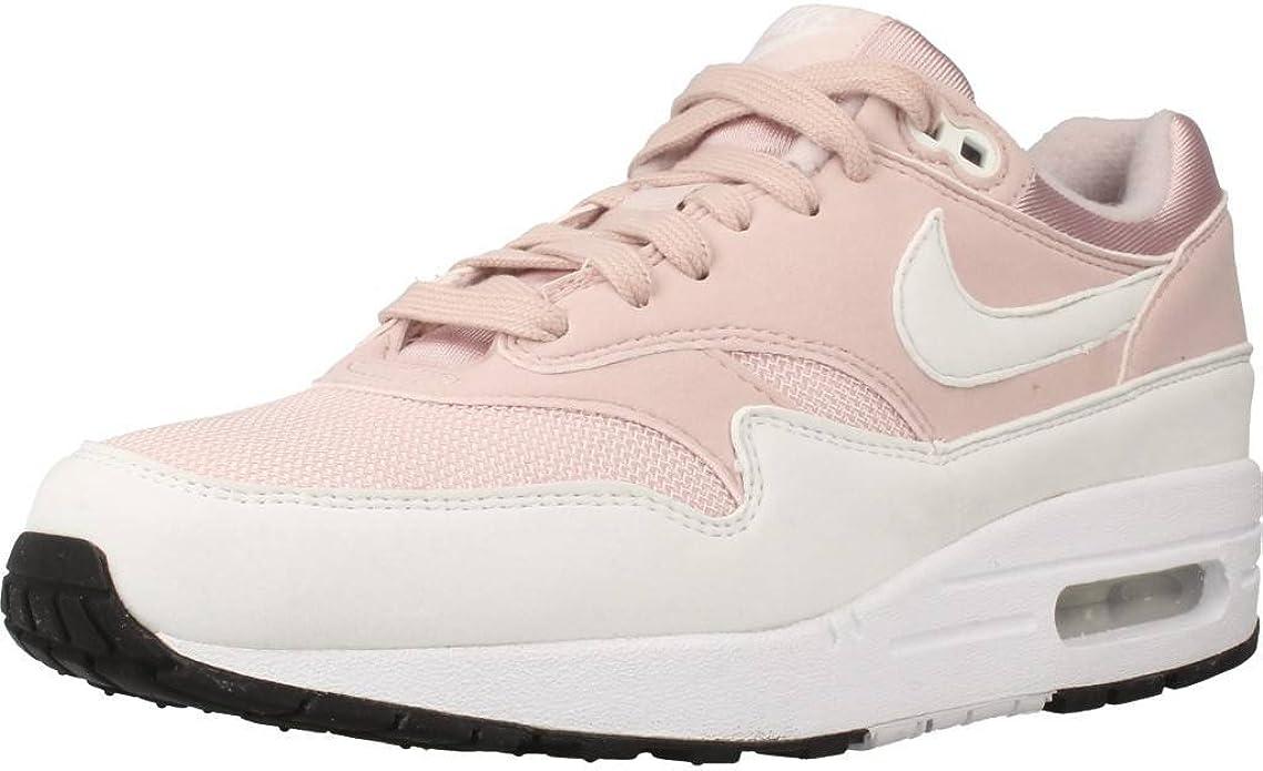 Nike Sport Scarpe per Le Donne, Colore Rosa, Marca, Modello Sport Scarpe per Le Donne Air Max 1 Rosa
