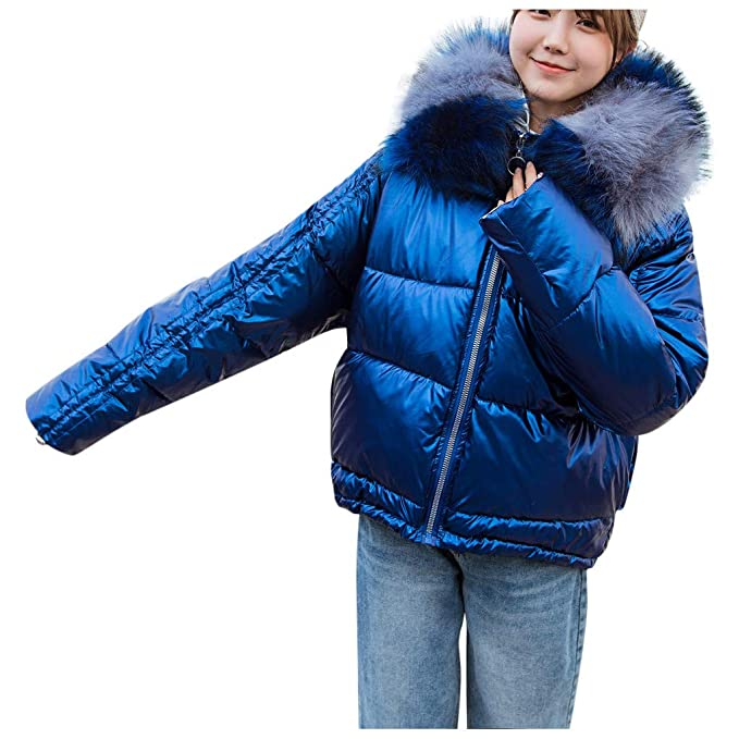 Donna Giacca di Pelle Invernali Impermeabile Giacca in