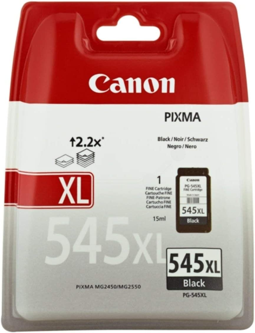Canon Pixma Mg 2455 Original Druckkopf Schwarz Computer Zubehör