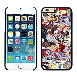 NEW DIY Unique Designed Case For iphone 4 4s hetalia characters iphone 4 4s TPU inch Phone Case 003
