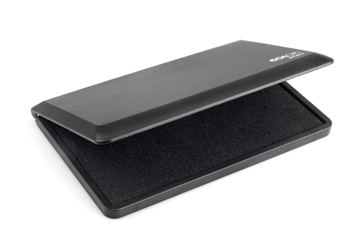 Colop Stamp Pad Micro 3 Felt 160x90mm Blue Ref 54013120