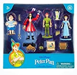 Disney Parks Exclusive Peter Pan Tinkerbell 13 Pc. Figurine Playset Cake Topper Set