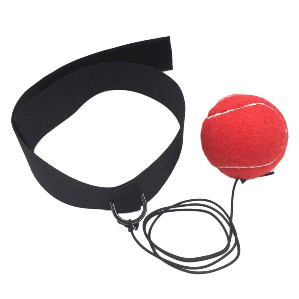 Leoboone Eubi E306 Fighting Boxing Ball Punching Equipment With Head Band For Reflex Speed Training Muay Thai Boxing