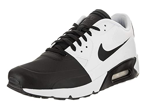 check out 63aab e75d7 Nike Men's Air Max 90 Ultra 2.0 SE Black/Black/White Running Shoe 12 ...